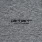 Комплект мужских футболок Carhartt WIP Standart Crew Neck White/Grey Heather фото - 4