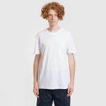 Комплект мужских футболок Carhartt WIP Standart Crew Neck White/Grey Heather фото- 9