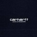 Комплект мужских футболок Carhartt WIP Standart Crew Neck White/Navy фото- 3