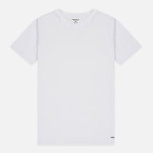 Комплект мужских футболок Carhartt WIP Standart Crew Neck White/White фото- 1