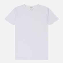 Комплект мужских футболок Edwin Double Pack SS Tubular White Envelop фото- 1