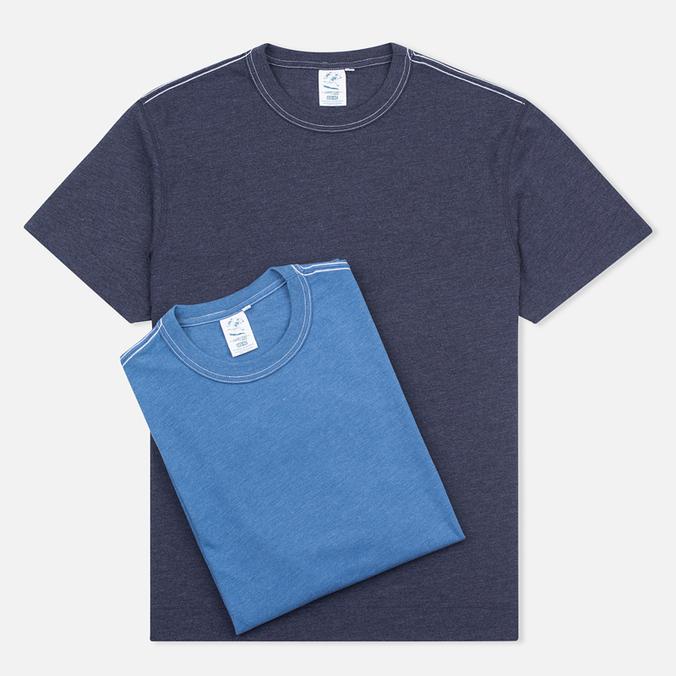 Комплект мужских футболок Garbstore 60/40 Pack Blue/Purple