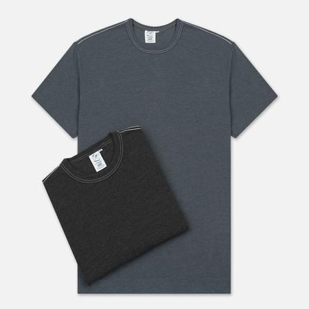 Комплект мужских футболок Garbstore 60/40 Pack Charcoal/Grey