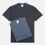 Комплект мужских футболок Garbstore 60/40 Pack Charcoal/Grey фото- 0