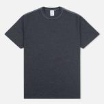 Комплект мужских футболок Garbstore 60/40 Pack Charcoal/Grey фото- 5