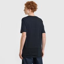 Комплект мужских футболок Lacoste Underwear 3-Pack Classic Fit Crew Neck Black фото- 4