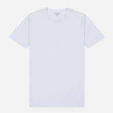Комплект мужских футболок Lacoste Underwear 3-Pack Classic Fit Crew Neck White фото- 1
