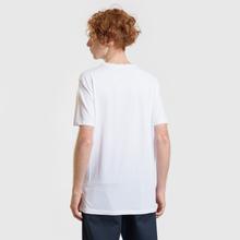 Комплект мужских футболок Lacoste Underwear 3-Pack Classic Fit Crew Neck White фото- 4
