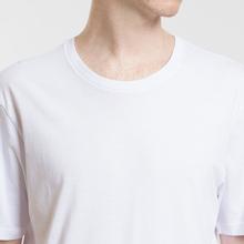 Комплект мужских футболок Lacoste Underwear 3-Pack Classic Fit Crew Neck White фото- 5