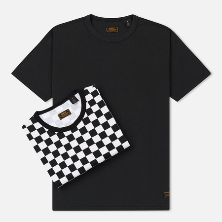 Комплект мужских футболок Levi's Skateboarding 2 Pack Black/White