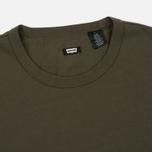 Комплект мужских футболок Levi's Skateboarding 2 Pack Camo Print/Ivy Green фото- 1