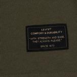 Комплект мужских футболок Levi's Skateboarding 2 Pack Camo Print/Ivy Green фото- 2