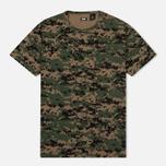 Комплект мужских футболок Levi's Skateboarding 2 Pack Camo Print/Ivy Green фото- 3