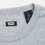 Комплект мужских футболок Levi's Skateboarding 2 Pack Grey/Lotus Blue Stripe фото- 7