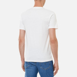 Levi's Skateboarding 2 Pack Men's T-shirt White/Jet Black photo- 4