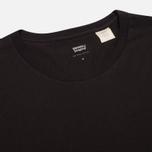 Levi's 2 Pack Crew Neck Men's T-shirt Black photo- 1