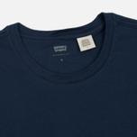 Комплект мужских футболок Levi's 2 Pack Navy/White фото- 5