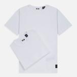 Комплект мужских футболок Levi's Skateboarding 2 Pack Skate White фото- 0