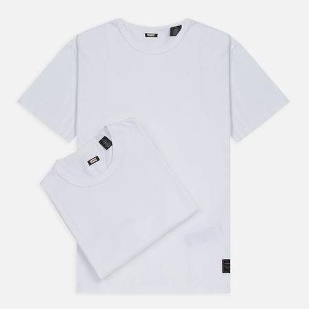 Комплект мужских футболок Levi's Skateboarding 2 Pack Skate White