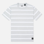 Levi's Skateboarding 2 Pack Stripe Men's T-shirt Black/Grey photo- 1