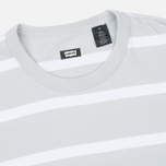 Levi's Skateboarding 2 Pack Stripe Men's T-shirt Black/Grey photo- 3