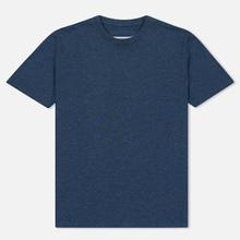 Комплект мужских футболок Maison Margiela 3-Pack Classic Light/Medium/Dark Indigo фото- 1