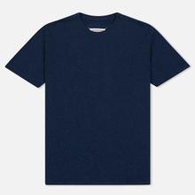 Комплект мужских футболок Maison Margiela 3-Pack Classic Light/Medium/Dark Indigo фото- 2