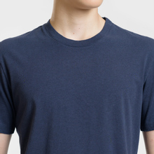 Комплект мужских футболок Maison Margiela 3-Pack Classic Light/Medium/Dark Indigo фото- 7