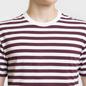 Комплект мужских футболок Maison Margiela 3-Pack Stripes Dark Marine/Bordeaux/Indigo фото - 7