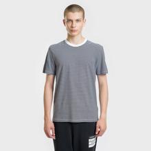 Комплект мужских футболок Maison Margiela 3-Pack Stripes Dark Marine/Bordeaux/Indigo фото- 6