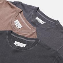 Комплект мужских футболок Maison Margiela Stereotype Crew Neck 3-Pack Dark Grey/Grey/Taupe фото- 1
