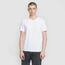 Комплект мужских футболок Maison Margiela Stereotype Crew Neck 3-Pack Off White/Optic White/Cream фото- 4