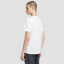 Комплект мужских футболок Maison Margiela Stereotype Crew Neck 3-Pack Off White/Optic White/Cream фото- 5