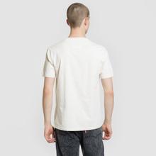 Комплект мужских футболок Maison Margiela Stereotype Crew Neck 3-Pack Off White/Optic White/Cream фото- 6