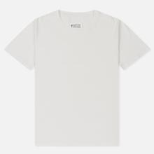 Комплект мужских футболок Maison Margiela Stereotype Crew Neck 3-Pack Off White/Optic White/Cream фото- 2