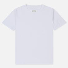 Комплект мужских футболок Maison Margiela Stereotype Crew Neck 3-Pack Off White/Optic White/Cream фото- 3