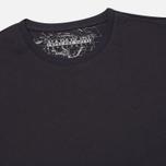 Комплект мужских футболок Napapijri Basic Crew Neck x2 Blue Marine фото- 1