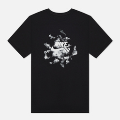 Мужская футболка Nike SB Dorm Room Pack 3 Black/White