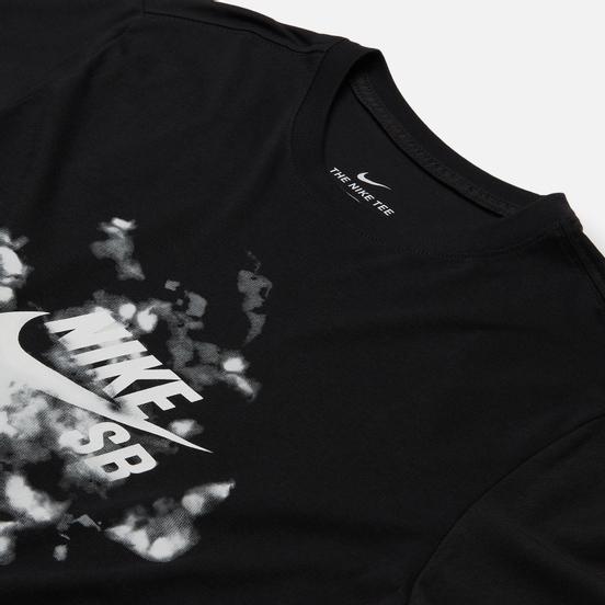 Мужская футболка Nike SB Dorm Room Pack 3 Black/White