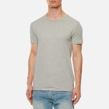 Комплект мужских футболок Polo Ralph Lauren Classic Crew Neck 2-Pack Anthracite/Anthracite фото- 0