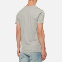 Комплект мужских футболок Polo Ralph Lauren Classic Crew Neck 2-Pack Anthracite/Anthracite фото- 3