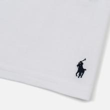Комплект мужских футболок Polo Ralph Lauren Classic Crew Neck 2-Pack White/White фото- 3