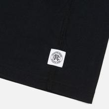 Комплект мужских футболок Reigning Champ Knit Jersey Set 2 Pack Black фото- 3