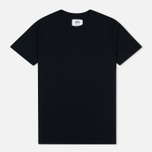 Reigning Champ Knit Jersey Men's T-shirts Set 2 Pack Black photo- 1