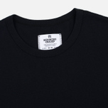 Reigning Champ Knit Jersey Men's T-shirts Set 2 Pack Black photo- 2