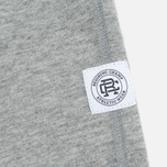 Комплект мужских футболок Reigning Champ Knit Jersey Set 2 Pack Heather Grey фото- 3