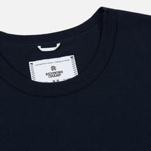 Комплект мужских футболок Reigning Champ Knit Jersey Set 2 Pack Navy фото- 2