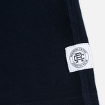 Комплект мужских футболок Reigning Champ Knit Jersey Set 2 Pack Navy фото- 3