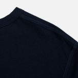 Комплект мужских футболок Reigning Champ Knit Jersey Set 2 Pack Navy фото- 4