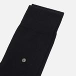 Комплект мужских носков Burlington Classic Everyday 2-Pack Black фото- 1